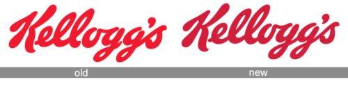 history Kelloggs Logo