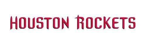 houston rockets logo font