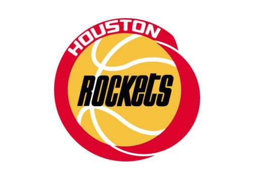 old houston rockets logo
