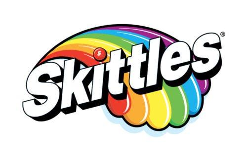 skittles logo color