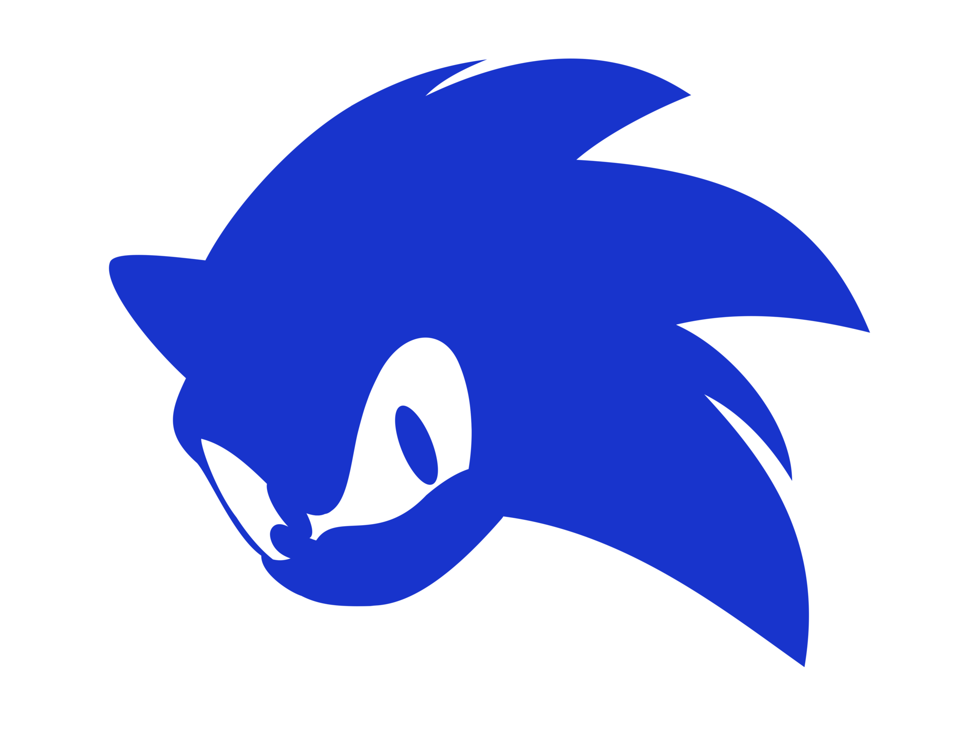 how to make a sonic logo