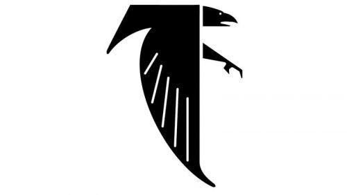 Atlanta Falcons Logo 1966