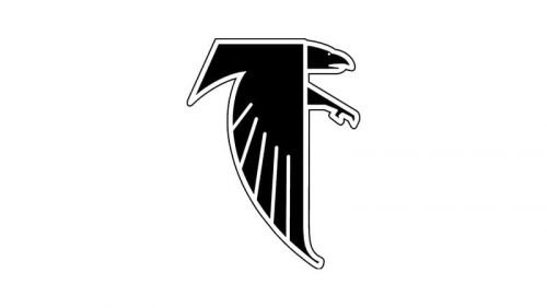 Atlanta Falcons Logo 1990