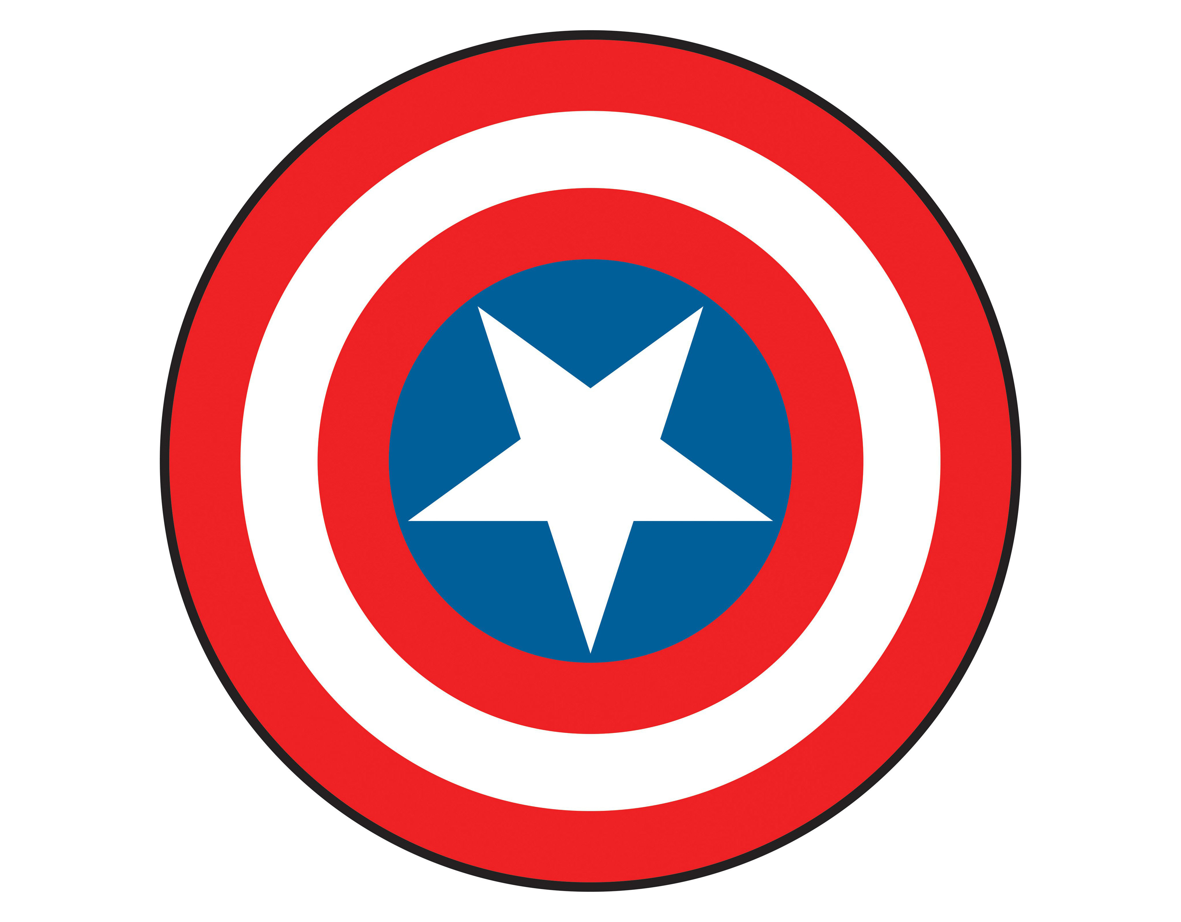 Meaning Captain America logo and symbol | history and evolution