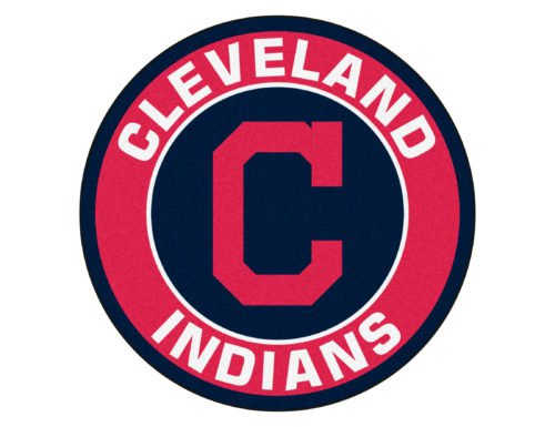 Color Cleveland Indians Logo
