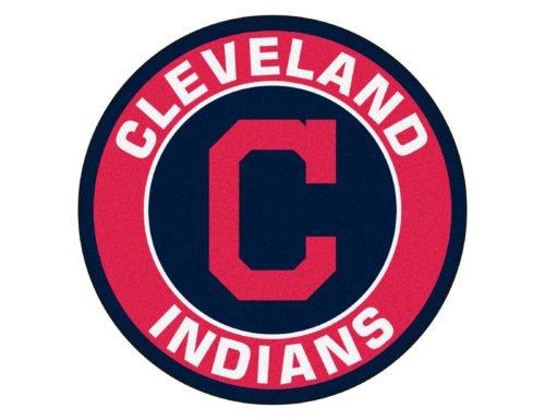 Color Cleveland Indians Logo