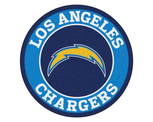 Color LA Chargers Logo