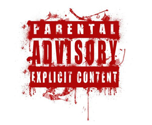 Color Parental Advisory Logo