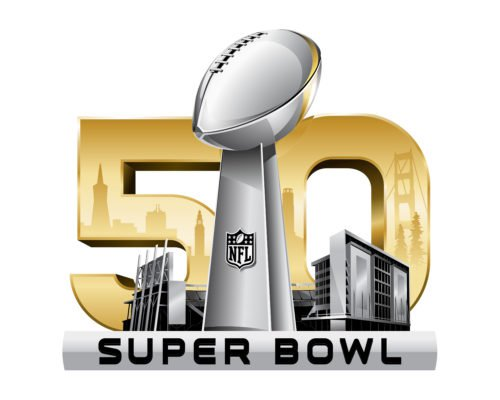 Color Super Bowl 50 Logo