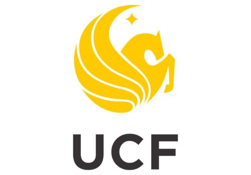 Color University Central Florida Logo