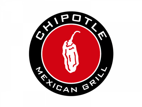 Earliest Chipotle emblem logo