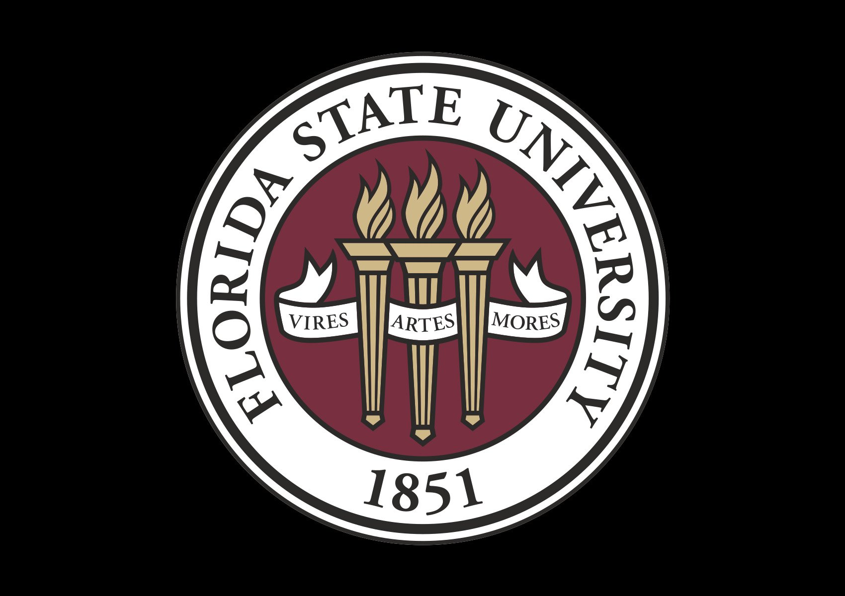 Florida state university logo florida state university symbol although the florida state university logo has undergone a modification in 2009 the main symbols remained where they were the outer ring grew thinner in buycottarizona