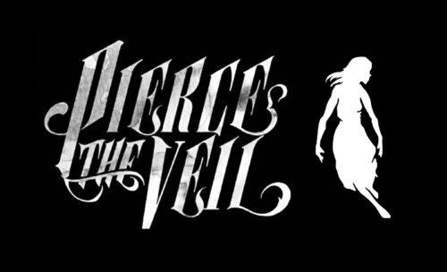 Font Pierce the Veil Logo