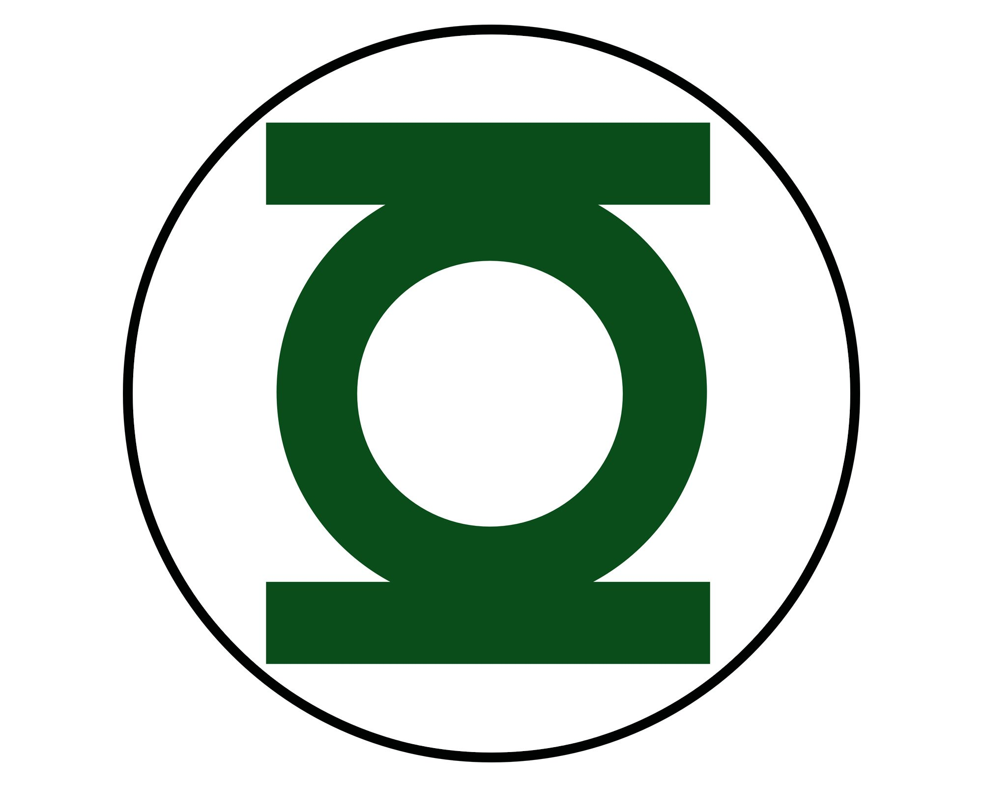 Green Ring Logo