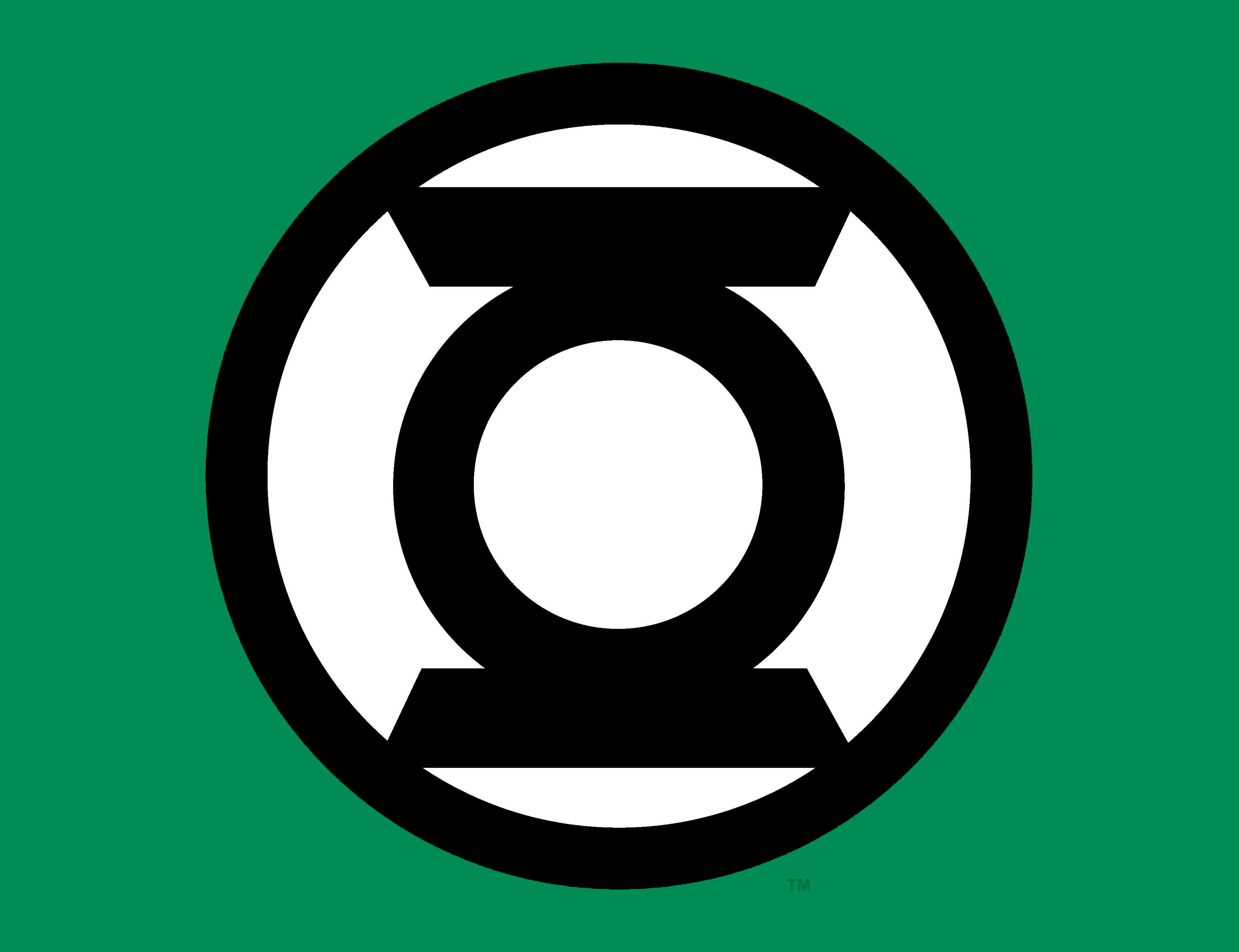 Green Lantern Logo, Green Lantern Symbol, Meaning, History ...