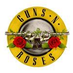 Logo Guns N' Roses Logo png