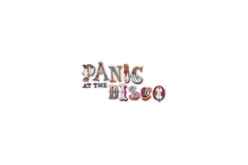 Panic At The Disco Logo 2008