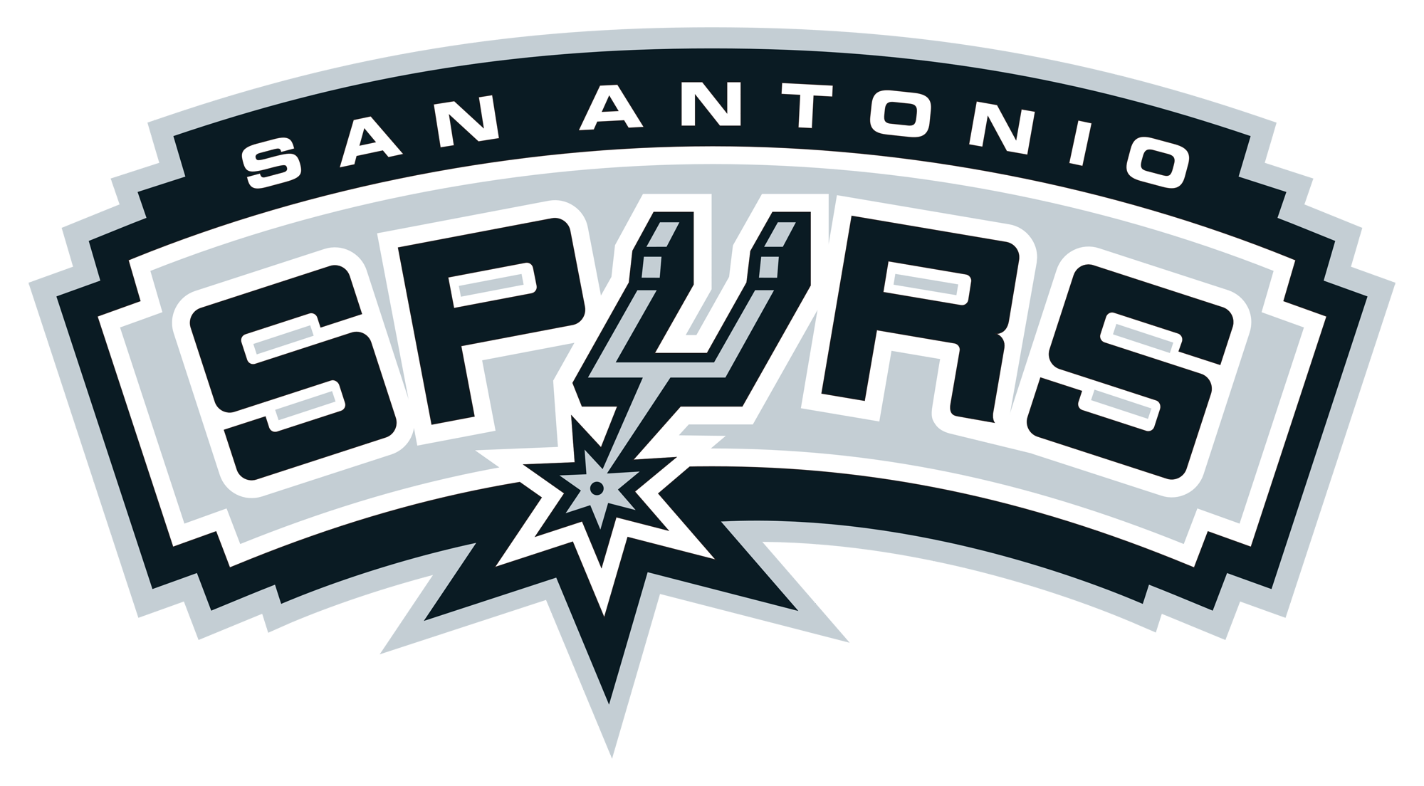 a22d700d04f Meaning San Antonio Spurs logo and symbol | history and evolution