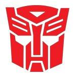 Transformers logo eps