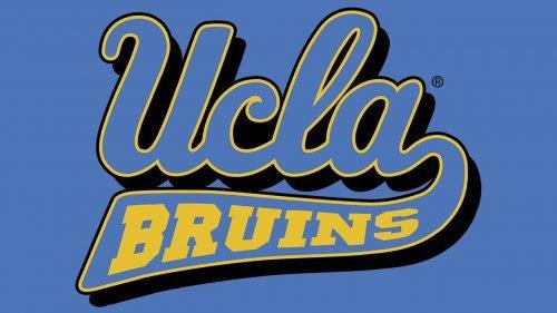 UCLA Bruins baseball logo