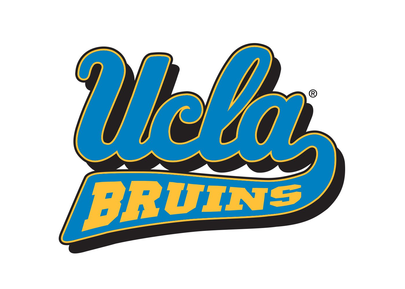 ucla logo coloring pages - photo#14