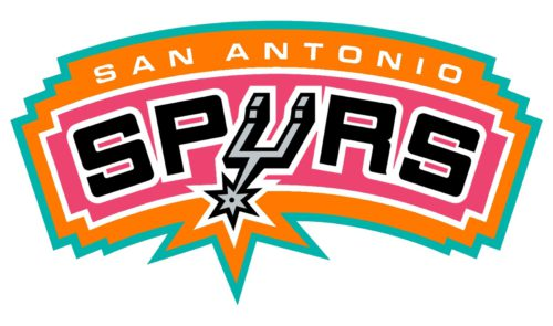san antonio spurs old logo