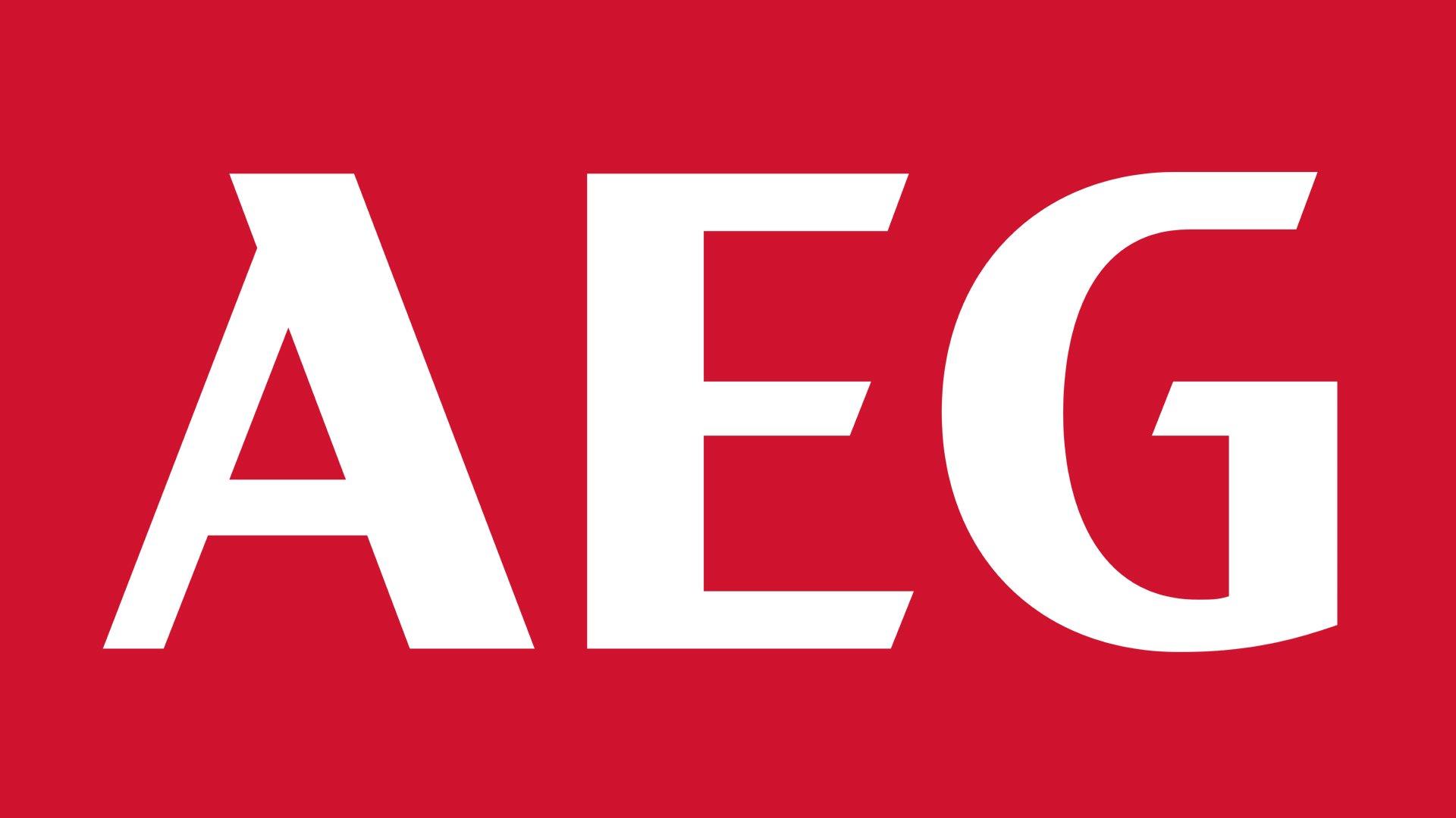 aeg logo aeg symbol meaning history and evolution. Black Bedroom Furniture Sets. Home Design Ideas