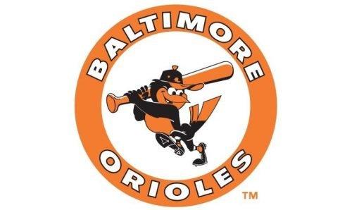 Baltimore Orioles Logo 1964