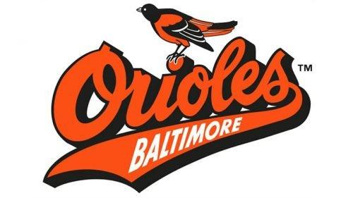 Baltimore Orioles Logo 1992