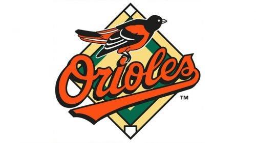 Baltimore Orioles Logo 1995