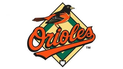 Baltimore Orioles Logo 1999