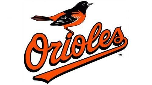 Baltimore Orioles Logo 2008