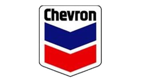 Chevron Logo 1969