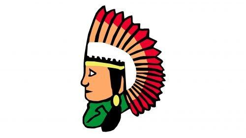 Cleveland Indians Logo 1933