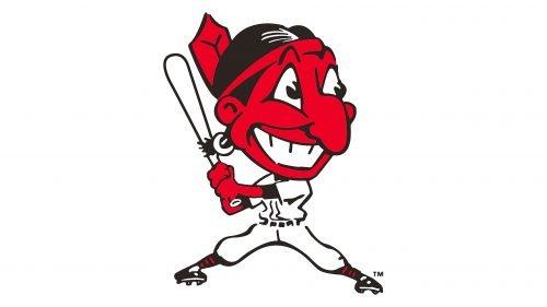 Cleveland Indians Logo 1946