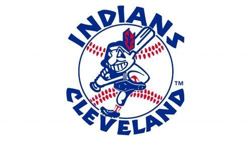 Cleveland Indians Logo 1973