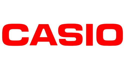 Color Casio Logo