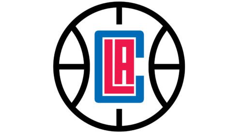 Color Los Angeles Clippers Logo