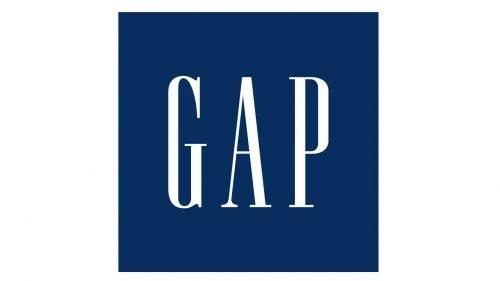 Gap Logo 1986