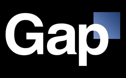 Gap Logo color