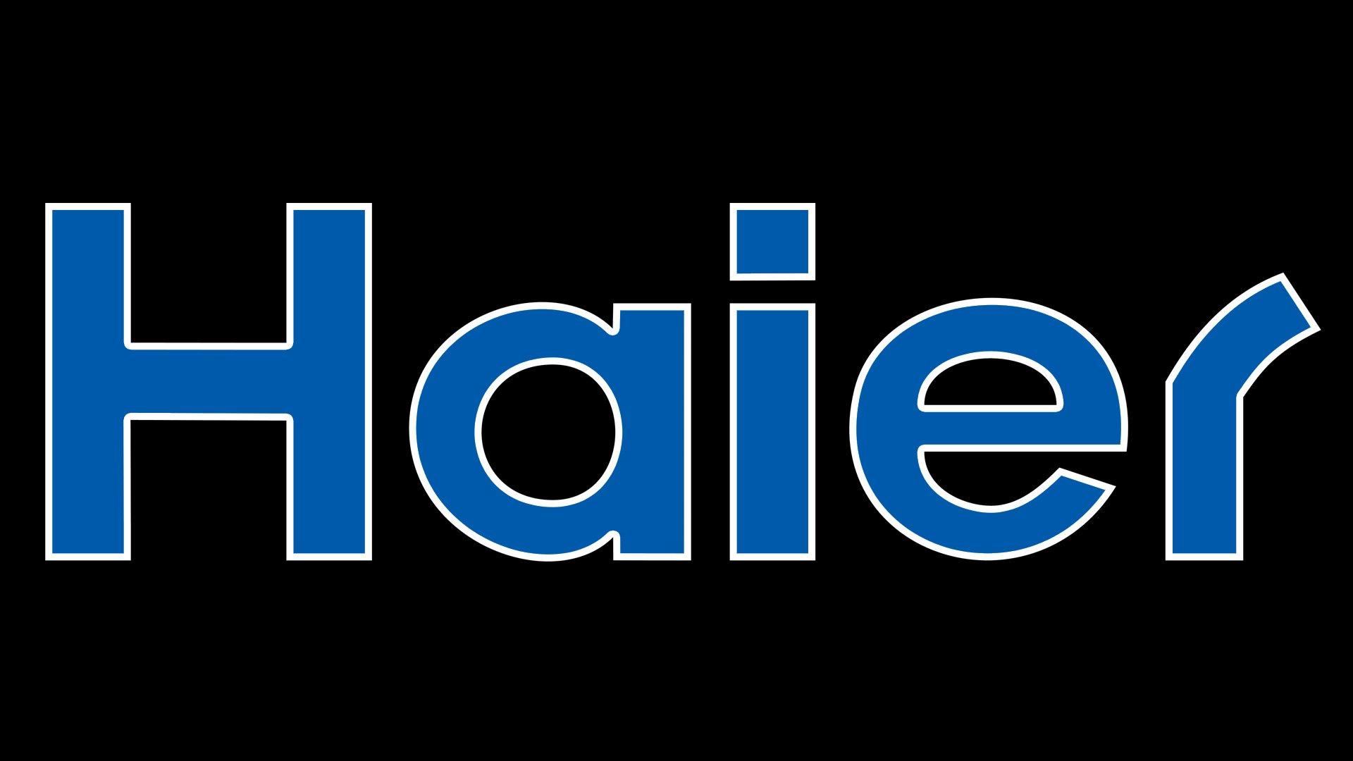 Haier logo haier symbol meaning history and evolution haier symbolg buycottarizona