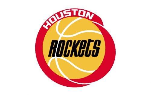 Houston Rockets Logo 1972