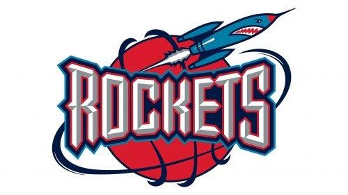 Houston Rockets Logo 1995
