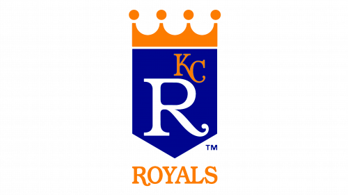 Kansas City Royals Logo 1969