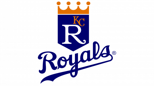 Kansas City Royals Logo 1986