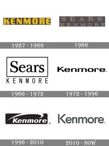 Kenmore Logo history