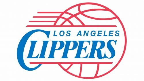Los Angeles Clippers Logo 1984