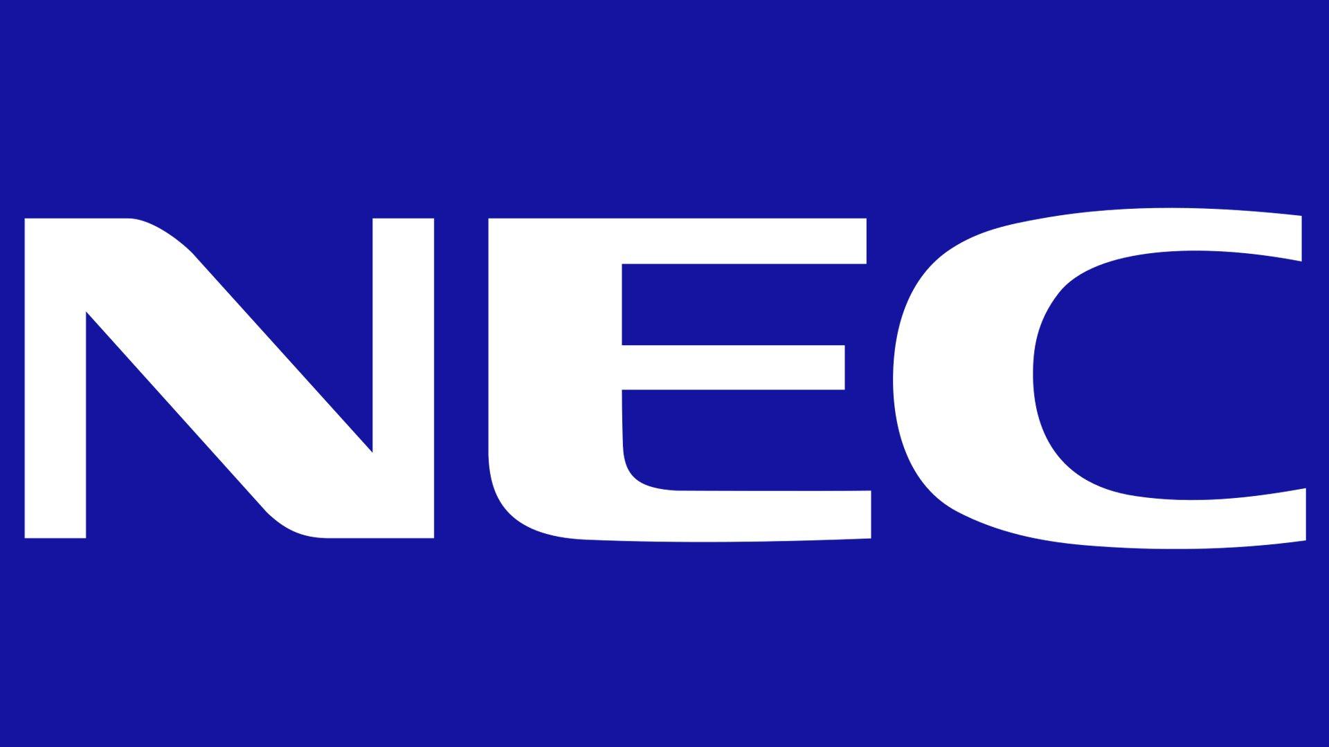 Car Companies Logos >> NEC Logo, NEC Symbol, Meaning, History and Evolution