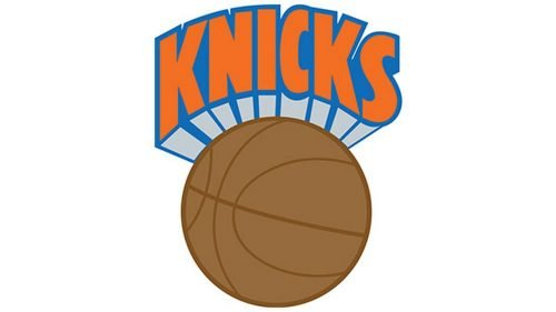 New York Knicks Logo 1983