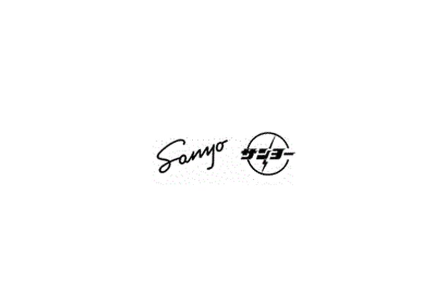 Sanyo Logo 1953